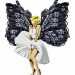 Marilyn-Monroe-butterfly1